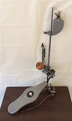 """Vintage Capelle """"Pro-Mark"""" Bass Drum Pedal - Made in France"""