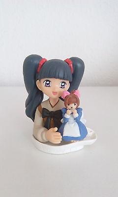 Cardcaptor Sakura Gashapon Figure Sakura Kinomoto and Tomoyo Daidouji Japan