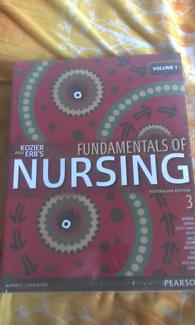 Kozier and erb's fundamentals of nursing australian edition 3