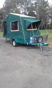 GMW 2014 Multi Purpose Camper Trailer Penshurst Hurstville Area Preview