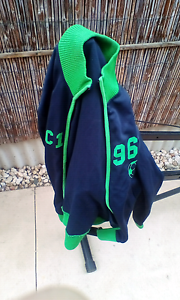Campus crew sport jacket Pascoe Vale Moreland Area Preview