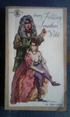 jonathan wild henry fielding nel vintage paperback 1962 second printing good