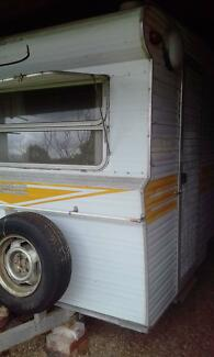 Caravan  1976 MFC small caravan good condition Baw Baw Area Preview