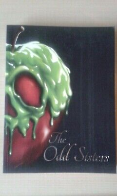 THE ODD SISTERS TWISTED TALE FROM DISNEY TWISTED TALES BY SERENA VALENTINO NEW