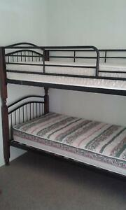 Bunk bed including mattresses Brookdale Armadale Area Preview