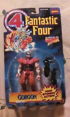 Vintage 1995 Gorgon Fantastic Four Action Figure.