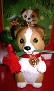 Hallmark Puppy Love Ornaments