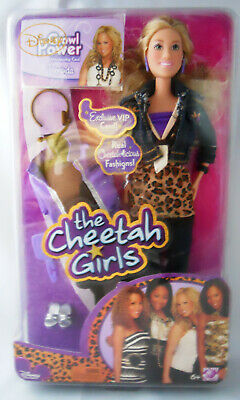Dorinda Cheetah Girls (Disney Cheetah Girls DORINDA Sabrina Bryan Fashion Collection Celebrity Doll)
