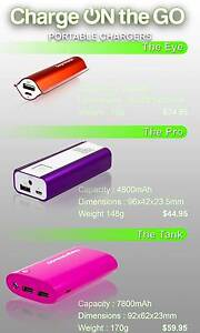 ChargeOnTheGo SA Power bank batteries for mobile phones Prospect Prospect Area Preview