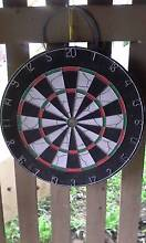 DOUBLE SIDED DART BOARD Howard Fraser Coast Preview