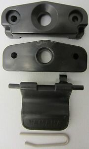 Yamaha-ATV-UTV-New-OEM-Seat-Lock-Latch-Lever-Kit-Rhino-450-660-700