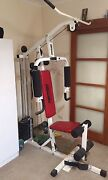 Home Gym set. Perfect for fitness/weights at home. Echuca Campaspe Area Preview