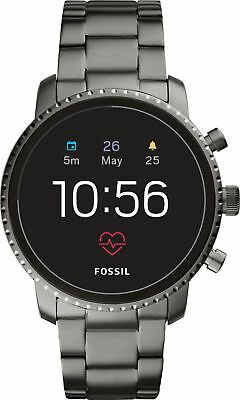 Fossil Men's Gen 4 Explorist HR Stainless Steel Touchscreen