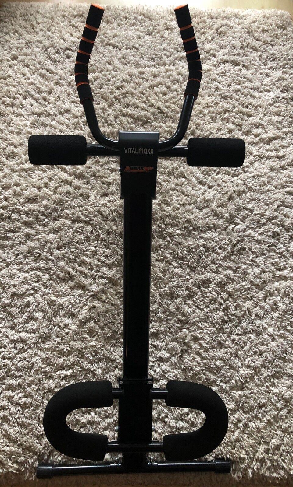 Abmaxx 5 Fitmaxx Fitnessgerät für Bauch und Rücken
