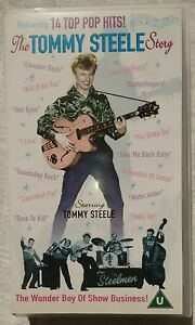VHS &quot;The Tommy Steele Story&quot; - <span itemprop='availableAtOrFrom'>Wien, Österreich</span> - VHS &quot;The Tommy Steele Story&quot; - Wien, Österreich
