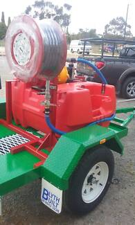 BLYTH BUILT Fire Trailer  (Fire season coming soon) Blyth Wakefield Area Preview