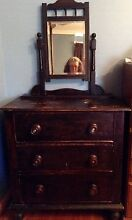 Edwardian style dressing table with drawers Gawler East Gawler Area Preview