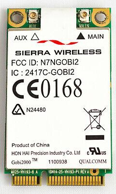 Sierra Wireless 3g Adapter (SIERRA WIRELESS Gobi2000 3G WWAN Adapter for Motion Computing J3500 J3600 F5 F5v)