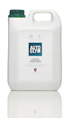 Autoglym Car Van Motorbike Wash Clean Bodywork Shampoo Conditioner 2.5Ltr Bottle
