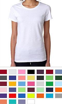 Gildan Ladies Shirts Heavy Cotton Short Sleeve Womens T-Shir