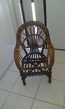 Vintage childrens wicket chair Wallsend Newcastle Area Preview