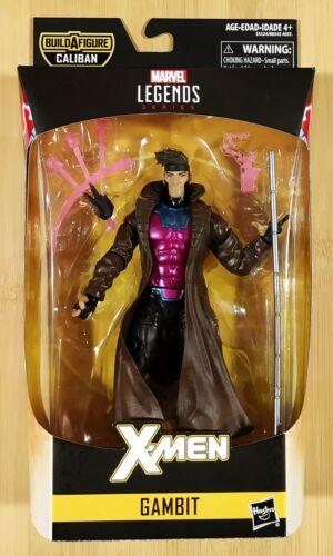 Marvel Legends X-Men Gambit Action Figure BAF Caliban