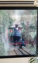 Tasmania's West Coast  Wilderness Train  Picture Melbourne Region Preview