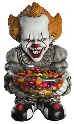 IT Pennywise Candy Bowl Holder Halloween Decoration Prop New](Halloween Candy Bowl Holder)