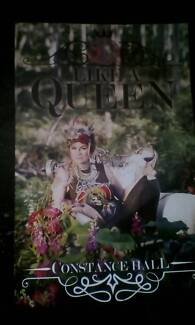 Constance Hall, like a queen book