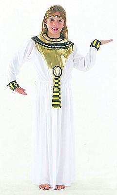 CLEOPATRA, DIE ÄGYPTISCHE KÖNIGIN, EXTRA GROß, KINDER KOSTÜM #DE