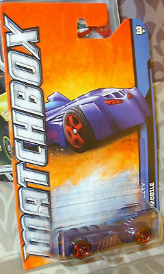 2012 Matchbox 25-120 Batmobile Mbx City Diecast 4+ Boys & Girls