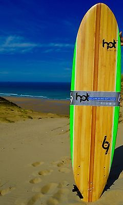 "7""0 ft Hotsurf 69 Softboard Beginners Surfboard Learners Board inc Fins/leash"