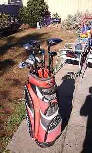 Golf clubs and bag Mandurah Mandurah Area Preview