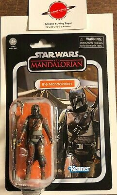 "The Mandalorian Vintage Collection MOC VC166 Star Wars 3.75"" Figure NEW"