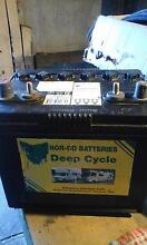 charged deep cycle battery Burnie Burnie Area Preview