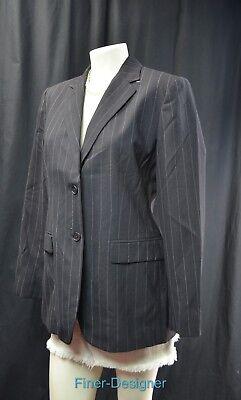 Lauren Ralph RLL suit Jacket gangster Blazer light coat all year wear SZ 6  VTG