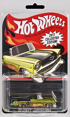 Hot Wheels 1956 Chevy Convertible Collector Edition Kmart K-Day Mail In