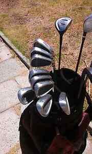 Nice golf set , bag & buggy Nollamara Stirling Area Preview
