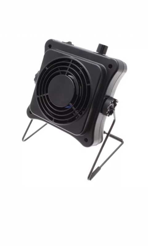 Aven 17015 Dual Function Bench Fan and Smoke Absorber