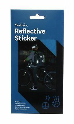 satch accesorios Reflective Sticker Blue