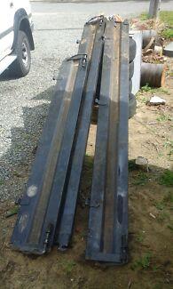 Steel Tray sides. 2400x1800 landcruiser trayr Mandurah Mandurah Area Preview