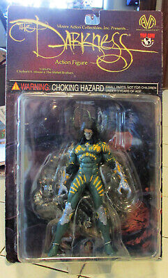 MAC Top Cow The Darkness JACKIE ESTACADO Comic Book Action Figure MOC for sale  Shipping to India