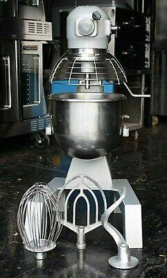 Hobart A200 20 Qt Quart Mixer Bakery All Purpose Planetary Mixer 120 Floor Model