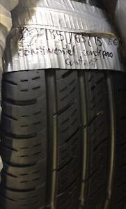 1 summer tire Continental contiprocontact 185/65r15