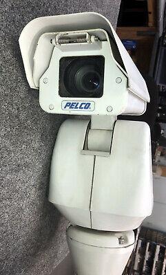Pelco Es3012-5 Security Camera Cctv Enclosure Wcc4600-2 Digi Color Video Camera