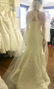 Wedding dress: need to sell! (Moving)
