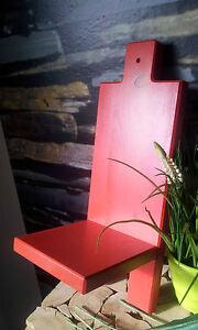 ikea regal klein wandregal ablage ryssby 2014 rot massiv holz lackiert pastell ebay. Black Bedroom Furniture Sets. Home Design Ideas