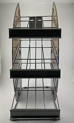 Mondelez International 3 Tier Retail Counter Display Rack Wire M0057