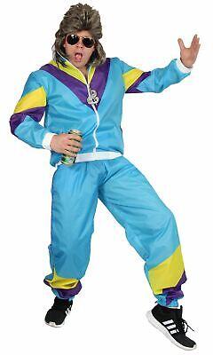 80er Jahre Trainingsanzug Kostüm für Herren 80s Jogginganzug - 80 Kostüme Für Herren