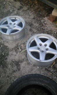 Rims for sale  Parham Mallala Area Preview